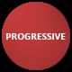 Progressive - Modern Portfolio PSD Template Nulled