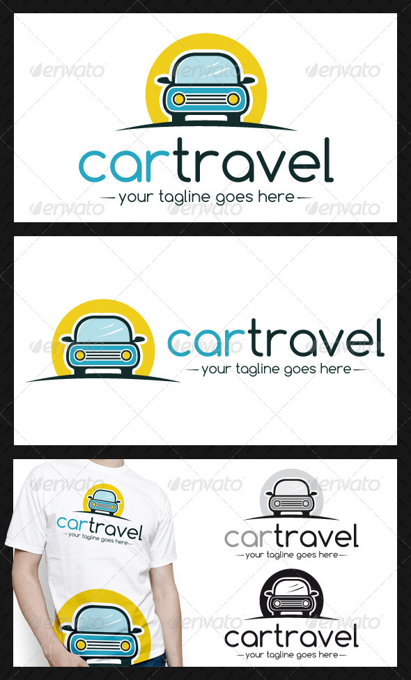 Car Logo Template - Objects Logo Templates