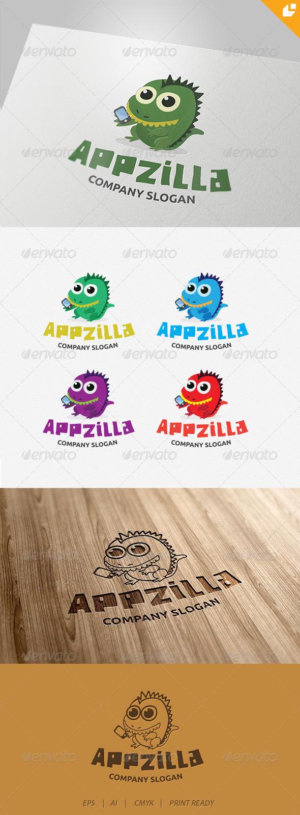 Application logo v1  - Animals Logo Templates