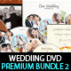 Wedding DVD Premium Bundle - 2 - GraphicRiver Item for Sale