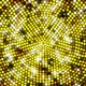 Golden Party Lights - VideoHive Item for Sale