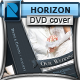 Horizon Wedding DVD Cover - GraphicRiver Item for Sale