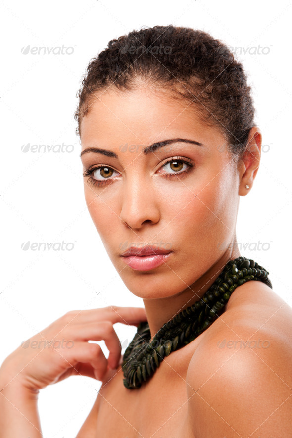 Beauty Skincare face - Stock Photo - Images