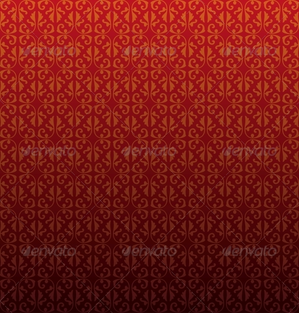 Red Pattern - Patterns Decorative