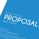 Gstudio Blue Proposal Template - GraphicRiver Item for Sale