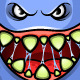 Set of Four Funny Monsters - GraphicRiver Item for Sale