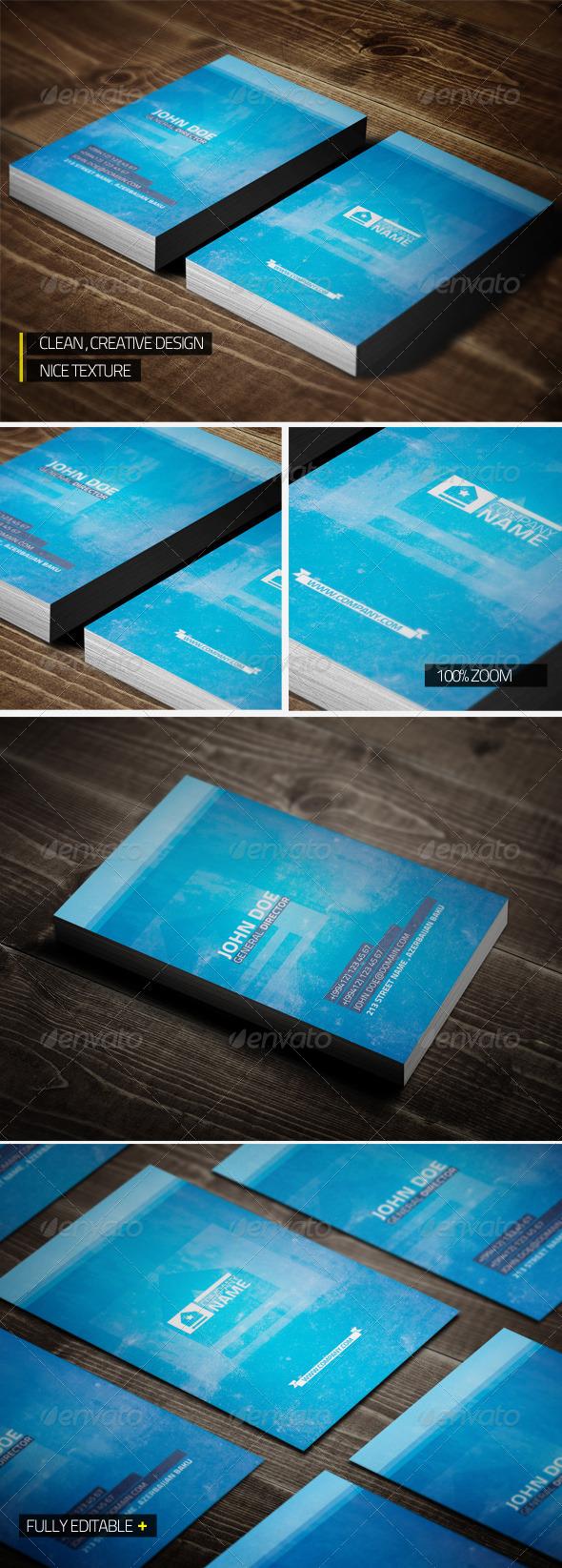 Sleek Modern Business Card - Creative Business Cards