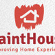 Paint House Logo - GraphicRiver Item for Sale