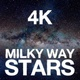4K Milky Way Stars - VideoHive Item for Sale