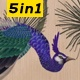 Peacock Art Painting - VideoHive Item for Sale