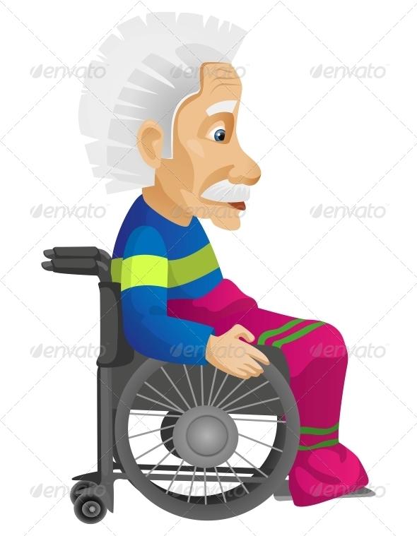 Einstein - People Characters