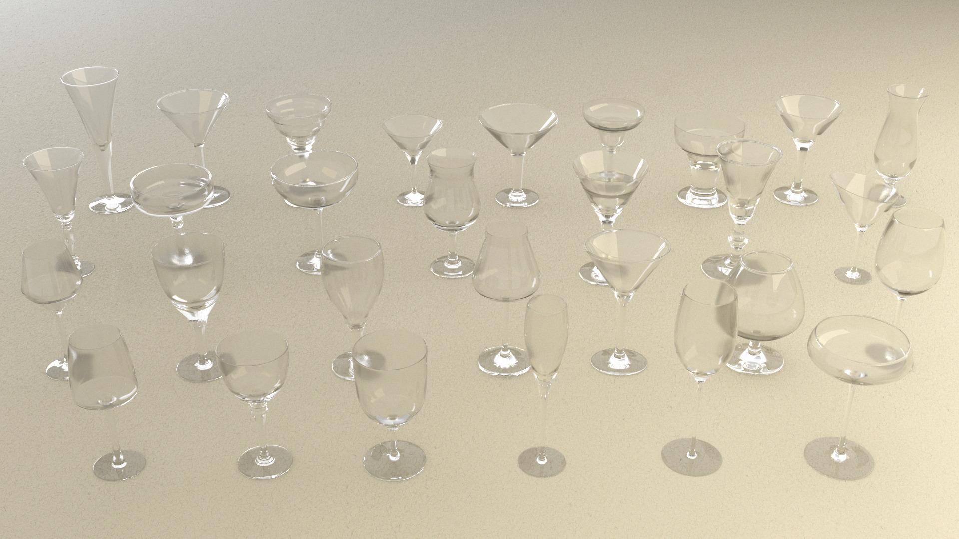 Mega Glass Collection 01