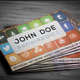 Social Addict - Business Card - GraphicRiver Item for Sale