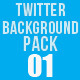Twitter Background Bundle - GraphicRiver Item for Sale