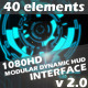 Modular HUD Interface v 2.0 - VideoHive Item for Sale