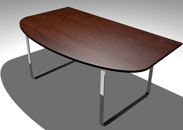 Simple Office Desk   3DOcean Item For Sale. 01_officedesk_01.png ...