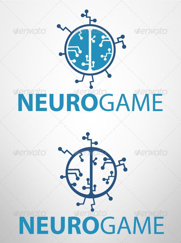NeuroGame Logo - Logo Templates