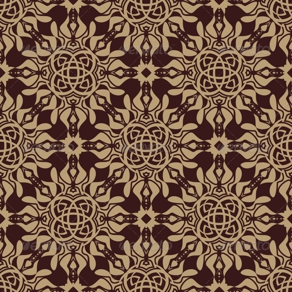Ornament Seamless - Patterns Decorative