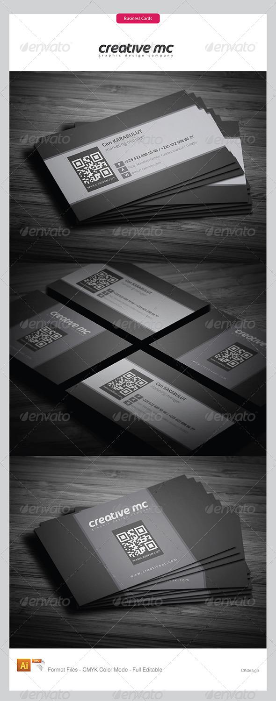 Corporate Business Cards 312 - Corporate Business Cards