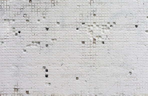 Background high detailed fragment stone white wall - Stone Textures