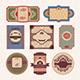 Set of Vintage Retro Frames - GraphicRiver Item for Sale