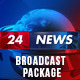 News Broadcast Package 2 - VideoHive Item for Sale