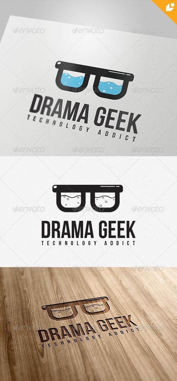 Drama Geek Logo - Humans Logo Templates