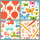 Various Patterns - GraphicRiver Item for Sale