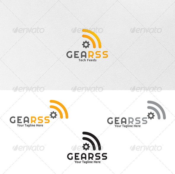 Gearss - Logo Template - Symbols Logo Templates
