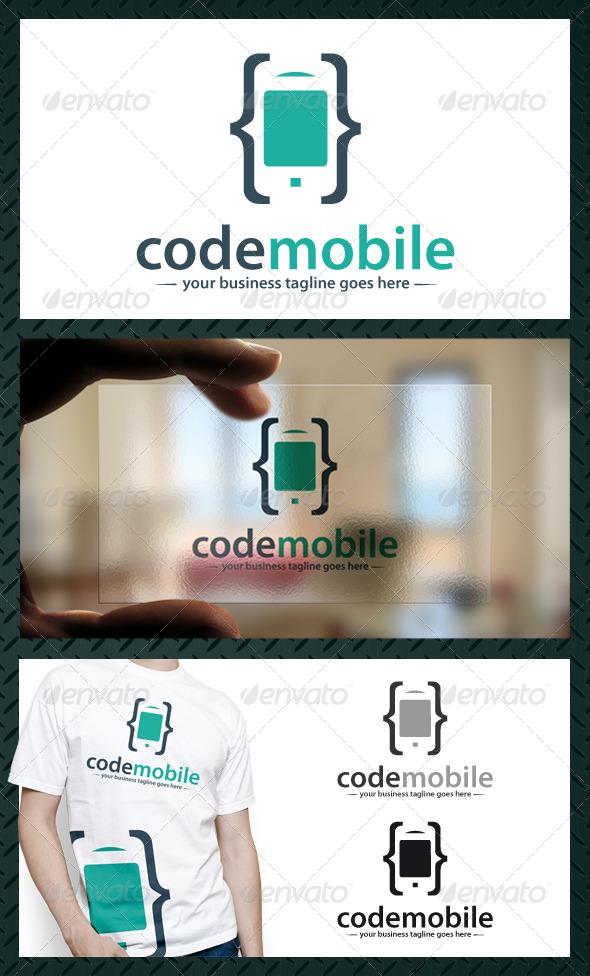 Phone Code Logo Template - Symbols Logo Templates