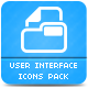 User Interface Icons Pack - GraphicRiver Item for Sale