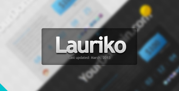 Lauriko Domain - Miscellaneous Specialty Pages