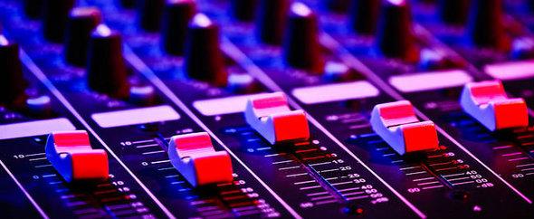 Rsz mixing desk