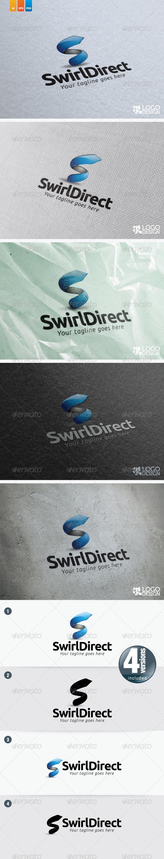 Swirl Direct - Symbols Logo Templates