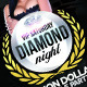 VIP Diamond Party Flyer Template - GraphicRiver Item for Sale
