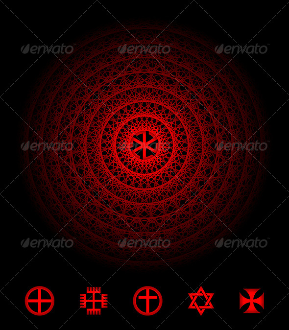 Sacred Symbol By Brightgreen Graphicriver