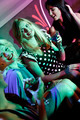 A group of friends having fun in a club - PhotoDune Item for Sale