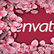 Falling Flower Petals - VideoHive Item for Sale