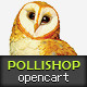 Pollishop - OpenCart Theme Nulled