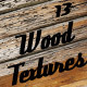 13 Wood Textures - GraphicRiver Item for Sale