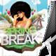 Spring Break A5 Flyer - GraphicRiver Item for Sale