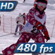 Little Skier - VideoHive Item for Sale