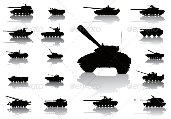 Weapon.Tanks - Travel Conceptual
