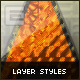 Layer Styles Summer - GraphicRiver Item for Sale