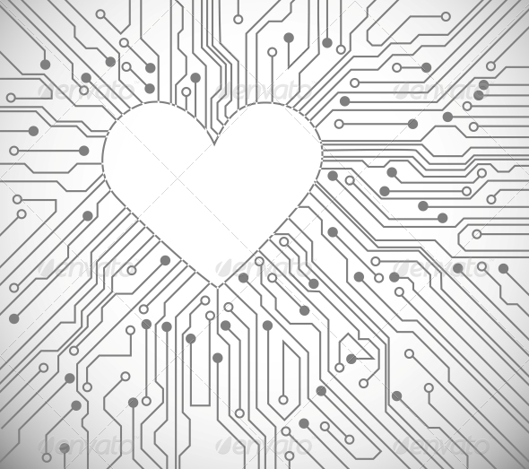Heart from Circuit - Communications Technology