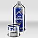 Spray Cans Mock Up - GraphicRiver Item for Sale