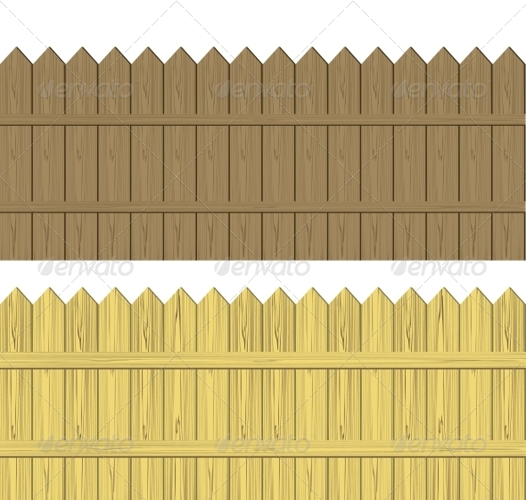 Fence - Backgrounds Decorative