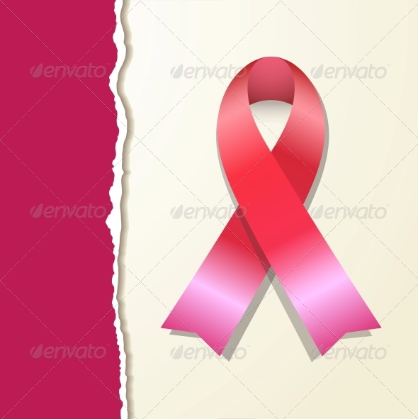 Pink Ribbon - Decorative Symbols Decorative