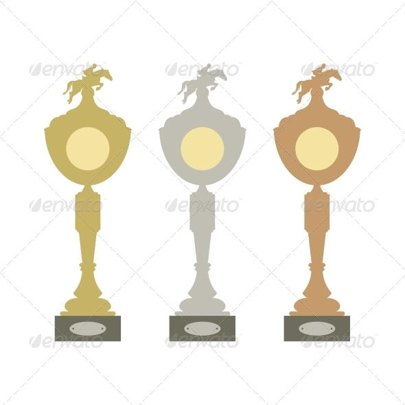 Sports Trophies - Sports/Activity Conceptual