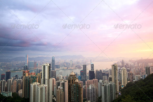 Hong Kong - Stock Photo - Images